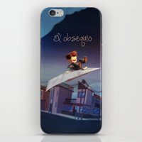 El Obsequio iPhone & iPod Skin