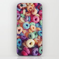 Froot Loops iPhone & iPod Skin