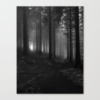 Choose your way Canvas Print