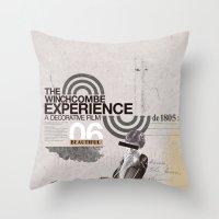 Additional Poster Design… Throw Pillow