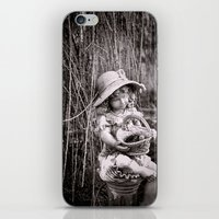 Under The Willow Tree II iPhone & iPod Skin