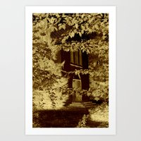 Old Church Art Print