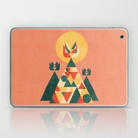 Sunset Tipi Laptop & iPad Skin