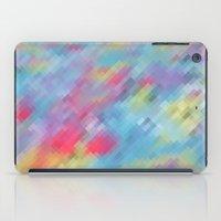 Wrinkle Pixel iPad Case