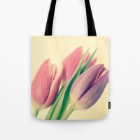 A Touch Of Colour  Tote Bag