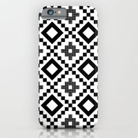 iPhone & iPod Case featuring Folklore print by Super Urban