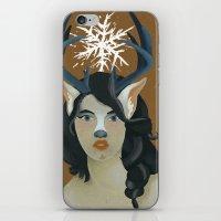 Oh My Deer iPhone & iPod Skin