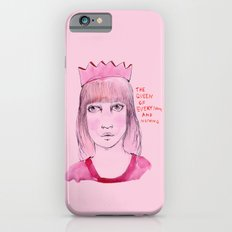 The queen of everything and nothing Slim Case iPhone 6s