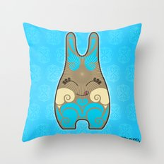 ADITI Throw Pillow