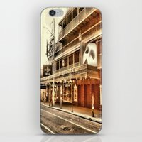 Give My Regards To Broadway iPhone & iPod Skin