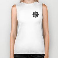 Rise and Grind Biker Tank