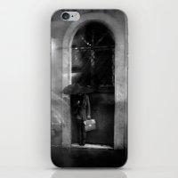 rain man iPhone & iPod Skin