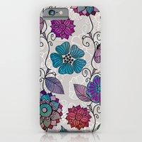 Flower Flow #2 iPhone 6 Slim Case