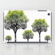 Rooted Sound V (clarinet) iPad Case