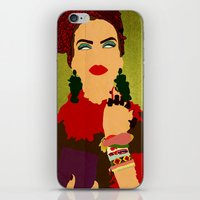 Brasil iPhone & iPod Skin