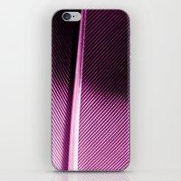 feather II iPhone & iPod Skin