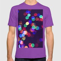 Most Wonderful Time Of T… Mens Fitted Tee Ultraviolet SMALL