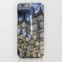 Westminster Abbey London iPhone 6 Slim Case