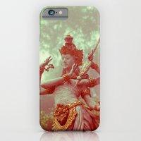 iPhone & iPod Case featuring Goddess by Farkas B. Szabina