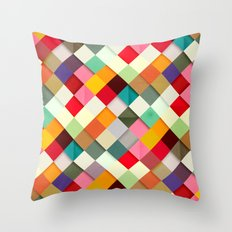 Pass this On Throw Pillow