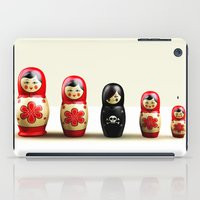 The Black Sheep 3D iPad Case