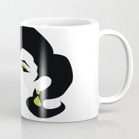 profile - green Mug