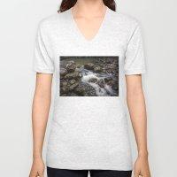 Rainforest Falls Unisex V-Neck