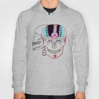 Rainbow Skulls Hoody