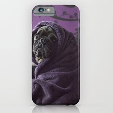 Portrait of a Pug iPhone 6 Slim Case