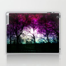 london high park at the end of january Laptop & iPad Skin
