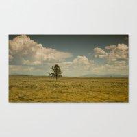 Loner II Canvas Print