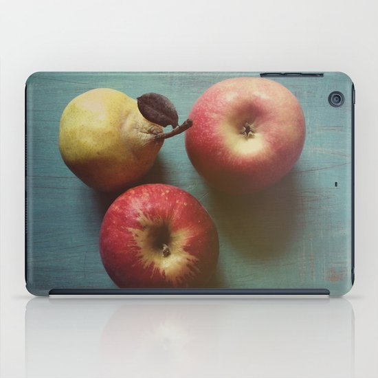 Autumn Apples iPad Case