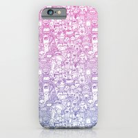 Curly & The Monster Fact… iPhone 6 Slim Case