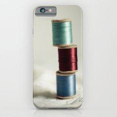 Vintage Threads iPhone 6 Slim Case
