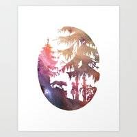Implore Art Print