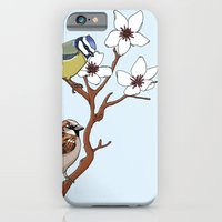 iPhone & iPod Case featuring Me&You by HarrietAliceFox