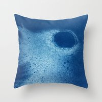 Ellipsis Throw Pillow
