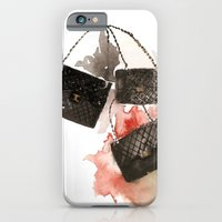 iPhone & iPod Case featuring It bag by Vanessa Datorre