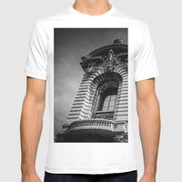 Monte Carlo, Monaco, Bui… Mens Fitted Tee White SMALL