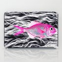 Fish on Fur VII iPad Case
