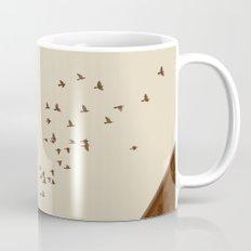 Flying Home Mug