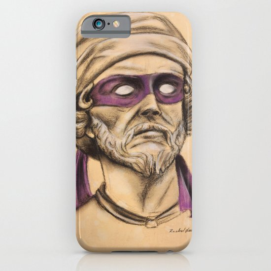 Donnie TMNT iPhone & iPod Case