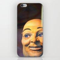 Mechanical Man iPhone & iPod Skin