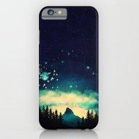 iPhone & iPod Case featuring Stellanti Nocte by eddidit
