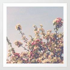 Beautiful Spring Art Print