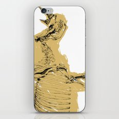 dissappearing act iPhone & iPod Skin