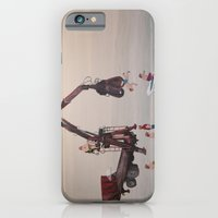 the shower iPhone 6 Slim Case