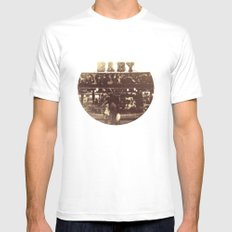 Feriantes White Mens Fitted Tee SMALL