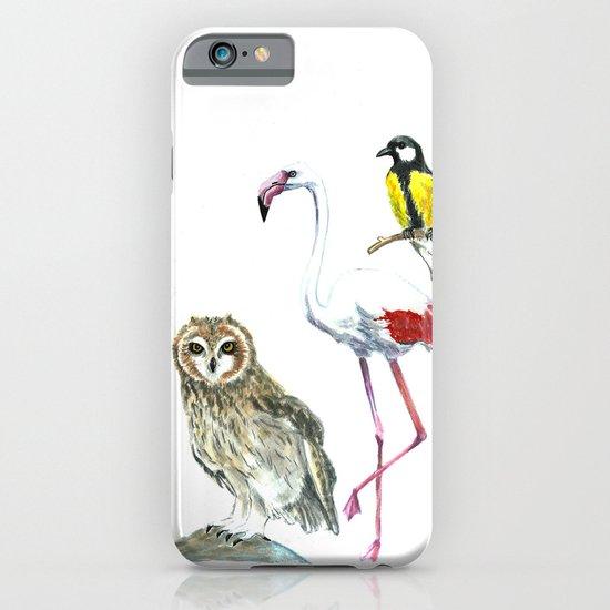 Birds 2 iPhone & iPod Case