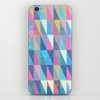 Candy Triangles iPhone & iPod Skin
